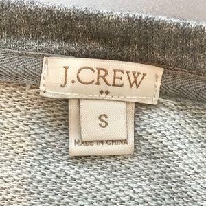 J. Crew Factory Tops - J Crew Short  Sleeve Anchor Sweatshirt